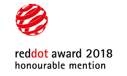 Reddot Product Design Award 2018!
